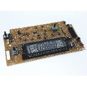 Placa Frontal Ms4546cd Micro System Toshiba Nova