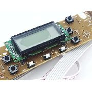 Placa Do Display Para Rádio Semp Toshiba Rg 8169cd