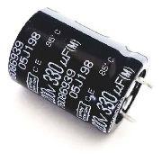 10 Peças Capacitor Niponn 330uf X 300v 85 Graus