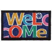 Tapete Porta Capacho Welcome Corttex 33x55 Mãe