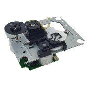 Unidade Ótica Completo Mecanismo E Flat Semp Toshiba Tr8001