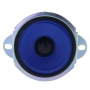 Alto Falante tweeter azul Eastech 2,28 polegadas 7 Ohms 150 W