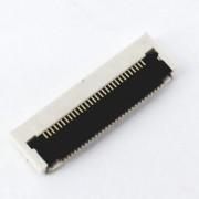 Conector trava flat e teclado para notebook 30 pinos