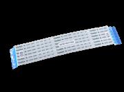 Cabo Flat 44 vias 14 x 2,5 cm  AWM 20861TenRich 105C 60V