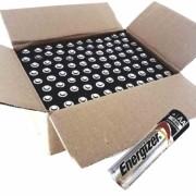 Caixa com 88 pilha pilhas alcalina AA 1,5V Energizer