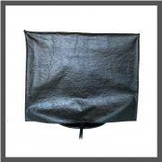 Capa para Monitor 22,23 e 24 polegadas na cor preta compatível com: Imac e  All In One  em Corino Impermeável
