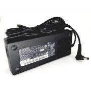 Carregador Fonte Delta para notebook modelo  19V 6.32A 120W Modelo ADP-120ZB  e ADP-120ZB BB pino 5,5 X 2,5