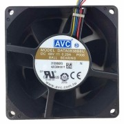 Cooler AVC modelo DATA0838B8U DC48V 0.29 P006 80X80x38 mm