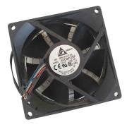Cooler Ventilador DELTA AFC0912DF DC12V 1.43A Rolamento Duplo