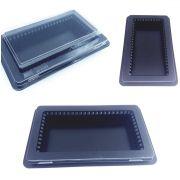 Kit 20 peças Embalagem para 10 memória de Computador ou 20 memória de notebook material plástico resistente