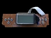 Placa Chave Display Montada para o aparelho TR7052MU PCD7808