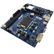 Placa Mãe H110 MXV r3/ r3a DDR3 Intel 6º e 7ª Geração Produto novo