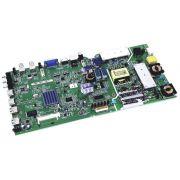 Placa Principal para TV LED da marca Semp Toshiba modelo Dl3970(b) de 39 polegadas