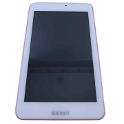 Tela Touch + Painel frontal para Tablet modelo TA0705 RS Rosa da marca Semp Toshiba