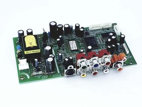 Placa Pci Principal Semp Toshiba Dvd Sd 5061 Montada Nova