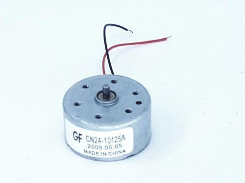 10 Peças Motor Spindle Para Dvd T Cn24-10125a Robotica