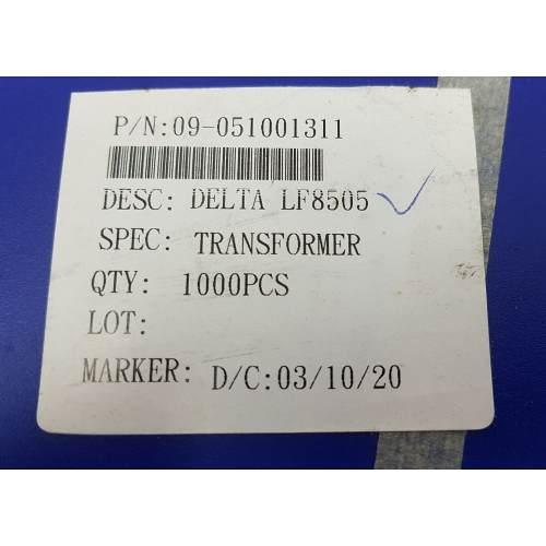 Transformer 10/100 16 Pinos Delta Lf-8505