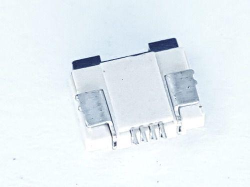 5 Unidades Conector Para Flat 4 Pinos Tablet Novo