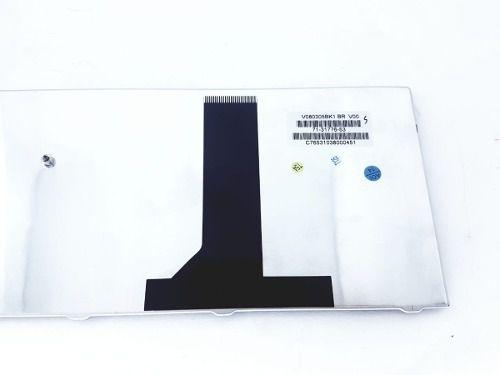 Teclado Notebook Semp Toshiba Is1807hd Novo 106 Teclas Br