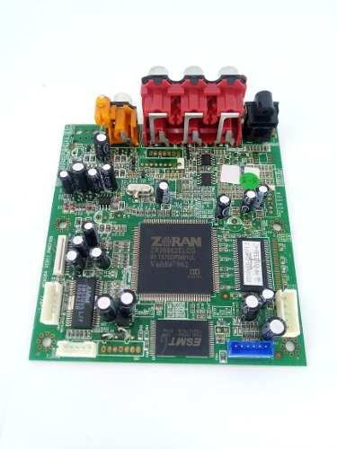 Placa Principal Completa Para Dvd Toshiba Sd 5060 Nova