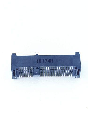 Mini Conector Pci-express 7.0 Pci 26 pinos cada lado para Placa Wireless