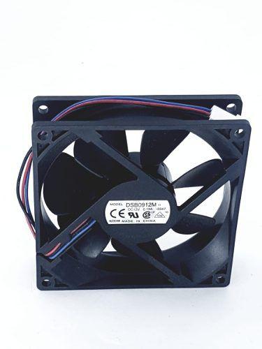 Cooler Ventilador 90x90x25mm Dsb0912m 5s47 Delta 3 Pinos Hp