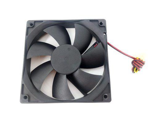 Cooler 120x120x25 12v 0.15a Conector Ide S12025l 120 Mm