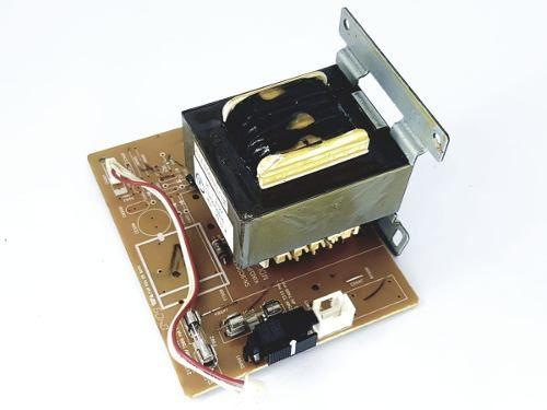 Placa Da Fonte Completa Para Micro System Toshiba Mc662-dw