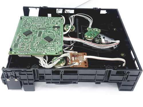 Mecanismo Leitor Gaveta 3 Cds Micro System Cn7238 Cd
