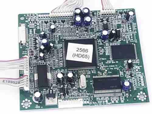 Placa Principal Para Aparelho Dvd Toshiba Sd6072