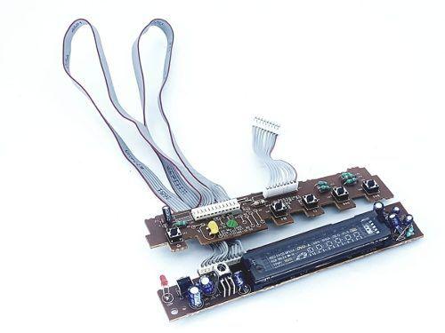Placa Com Display Para Dvd Semp Toshiba Sd 6080 Sd 8073