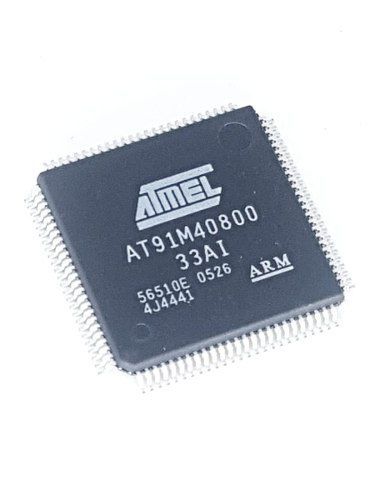 Circuito Integrado Ci At9m40800-33ai A51e 33au Atmel