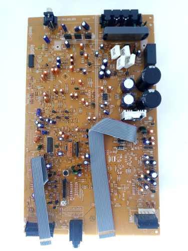 Placa Principal Para Som Rádio Ms 4548 Nova Original