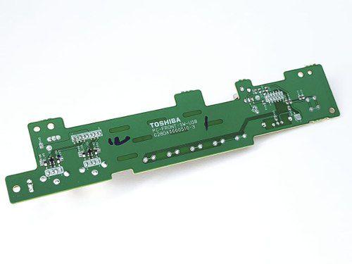 Placa Frontal Semp Toshiba Dvd Hd-a2 G28da0000510-3 Nova