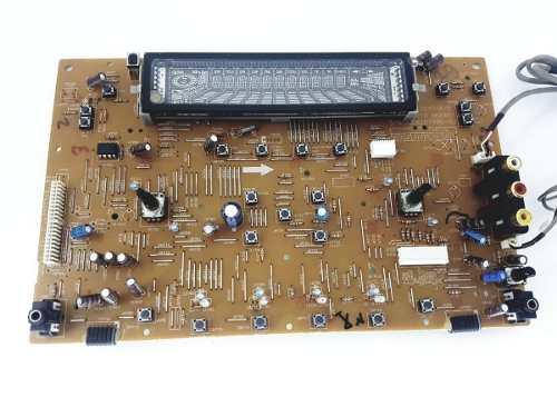 Placa Da Fonte Frontal Toshiba Ms7320 Nova