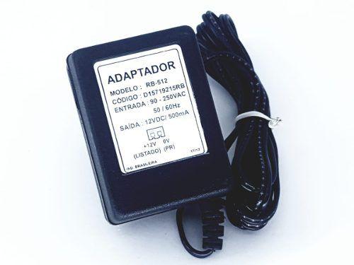 Adaptador Fonte Dimep Rb-512 Modelo D15719215rb