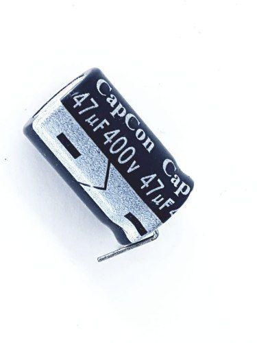 50 Peças Capacitor Eletrolitico 47x400 105º 10x25
