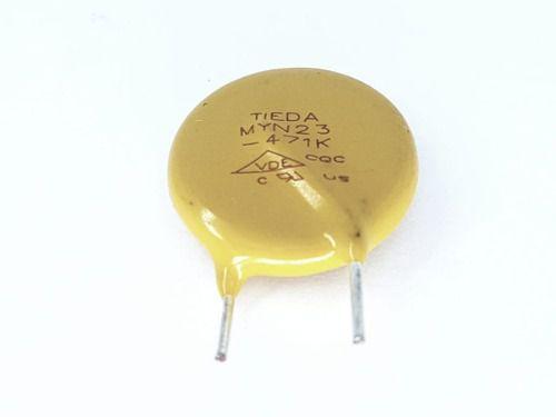 20 Peças Varistor 20k 400v Tieda Myn23-471