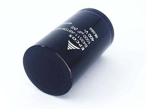 Capacitor Eletrolítico 1000x400 4 Terminais B43511a9108m7