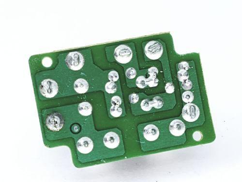 Placa Da Fonte Eletro Eletrônica Reparo Tr 8172 Mu