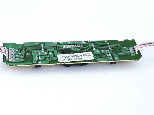 Placa Do Display Para Rádio Semp Toshiba Rg 8168 Cd