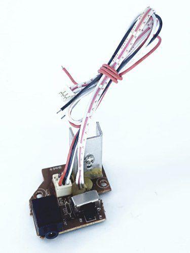 Placa Do Fone Para Rádio Semp Toshiba Rg 8170 Original