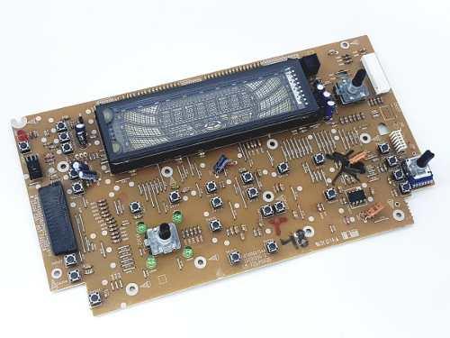 Placa Frontal Para Micro System Ms 4548 Cd