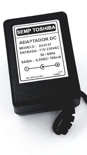 Adaptador Fonte 4,5 De-700ma Cdp4147 Novo