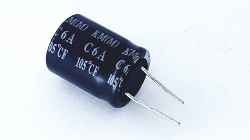 10 Peças Capacitor Eletrolítico 47 X 400 105° Graus