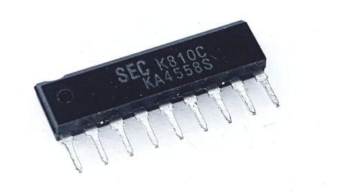 6 Peças Circuito Integrado Ka4558-S Toshiba Tr7045 Original