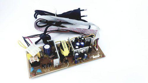 Placa Da Fonte Para Dvd Dvdrx33 Original Semp Toshiba