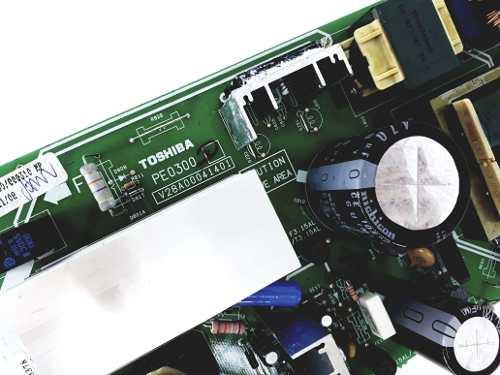 Placa Da Fonte Para Tv Lc2640w Original Nova