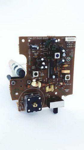 Placa Rádio Semp Toshiba Rg8168 Nova Original