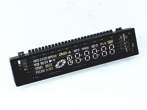 Display Para Dvd Semp Toshiba Dvd Sd6080